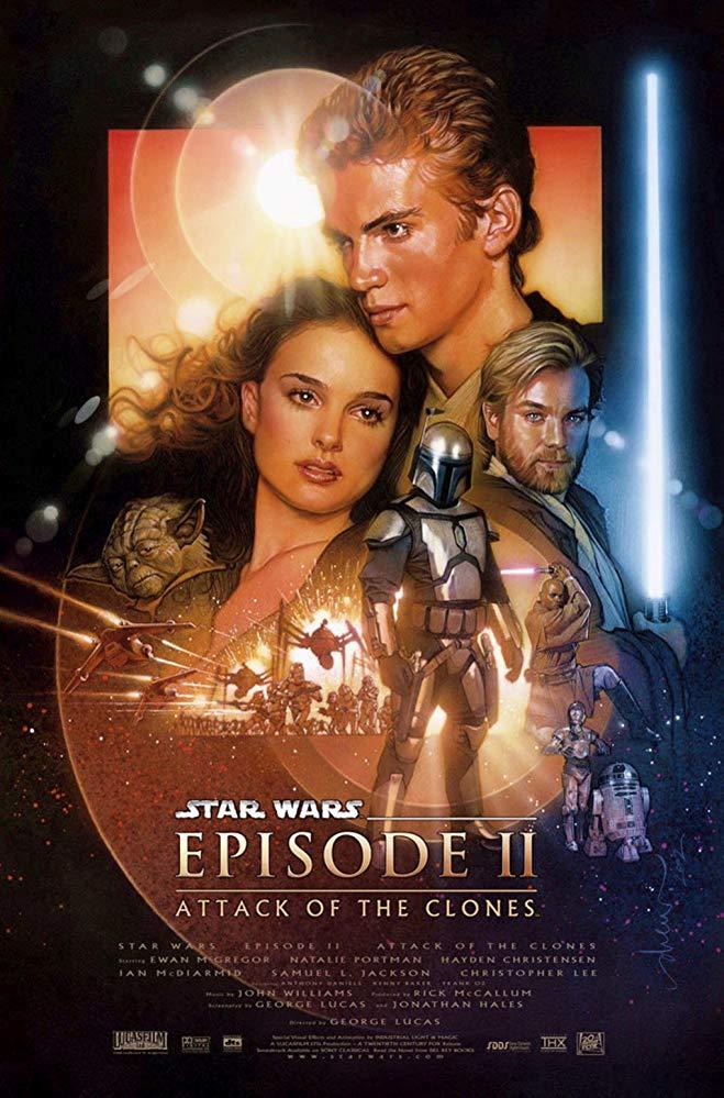 Star Wars Episode II – Attack of the Clones